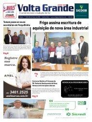 Jornal Volta Grande | Edição 1159 Forq/Veneza