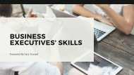 Business Executives' Skills