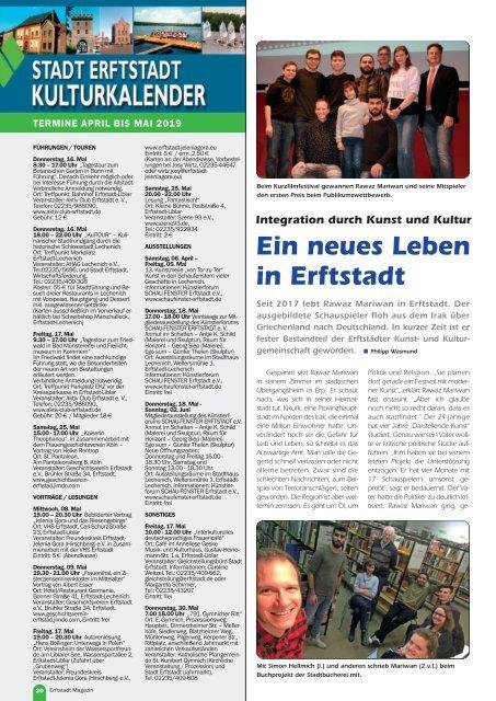 Erftstadt Magazin März 2019