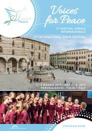 Perugia 2019 - Program Book