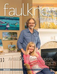Faulkner Lifestyle April 2019~Anniversary Edition