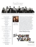 Faulkner Lifestyle April 2019~Anniversary Edition - Page 5