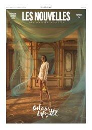 Les Nouvelles 14 | F/S 19 | Galeries Lafayette Berlin