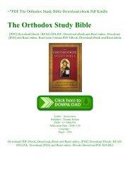 Malayalam Bible Ebook