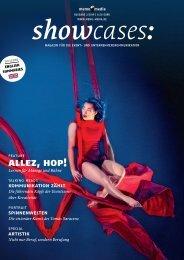 Fokus Artistik -  showcases 2019-02