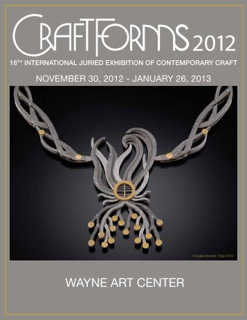 Catalog - CraftForms 2012