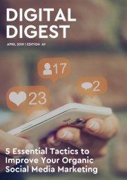 Digital Digest - APRIL19 - Edition 49
