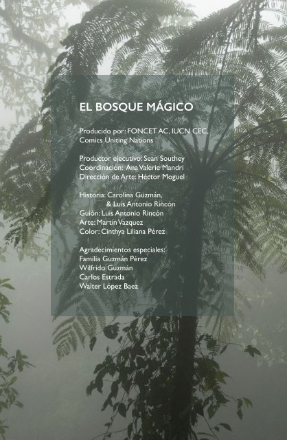 El Bosque Magico