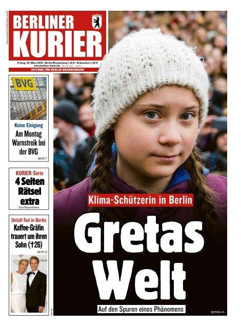 Berliner Kurier 29.03.2019