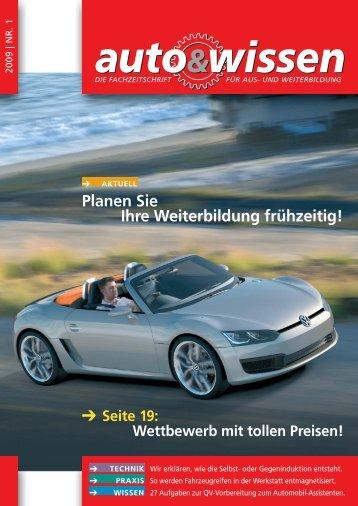 technik - Auto & Wissen
