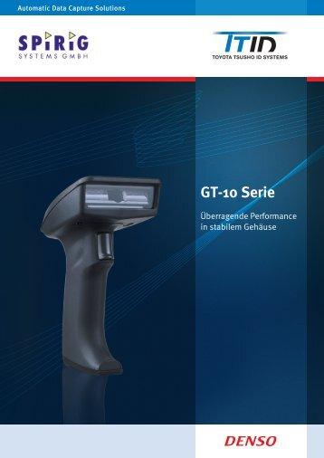 GT-10 Serie - Spirig Systems
