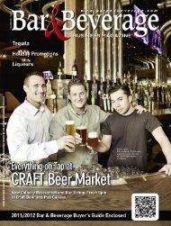 Bar & Beverage Magazine - Craft Beer Market