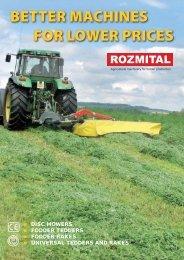 Rozmital Brochure (English) (PDF 9294 Kb)