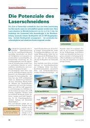 laserschneiden - Laserschneidanlage gebraucht, Co2 Laser