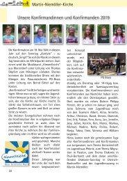 Gemeindebriefseiten MNK Mai 2019