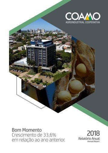 Relatório Anual / Annual Report (2018)