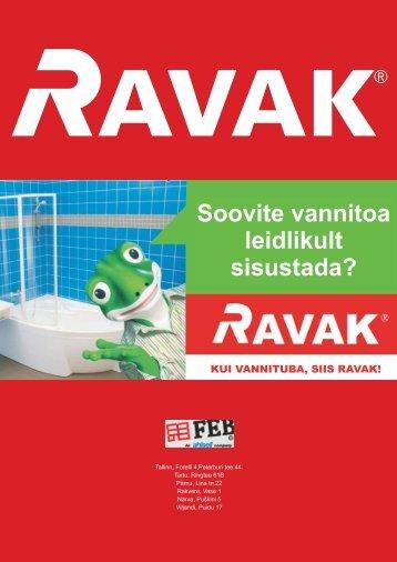 RAVAK A4_vonios_est.cdr - AS FEB