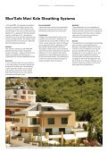 External Surface Sheathing Systems Catalogue - Page 5