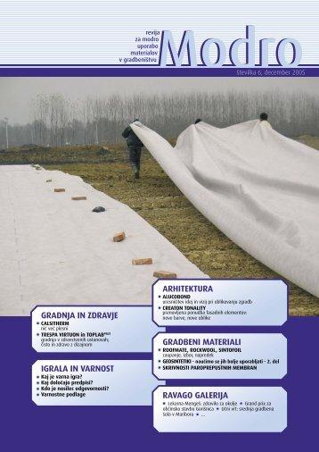 RAVAGO - revija Modro 2005.indd