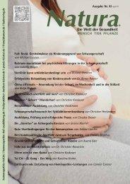 Natura | Welt der Gesundheit - Ausgabe 11