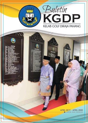 Buletin KGDP new 2019