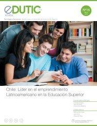 EDUTIC Review Chile: Líder en el emprendimiento