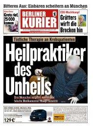 Berliner Kurier 30.03.2019
