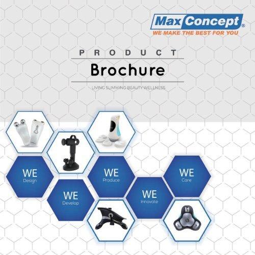 2019 Max Concept catalogue