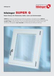 hilzinger SUPER Q