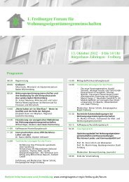 Programmflyer als PDF  zum Download - Energieagentur Regio Freiburg