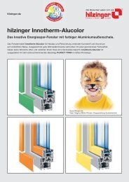 hilzinger Innotherm-Alucolor