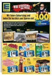 Edeka Haidorf Wochenwerbung KW14
