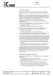 Die Vorteile von ClimaTEC_70 - Hilzinger