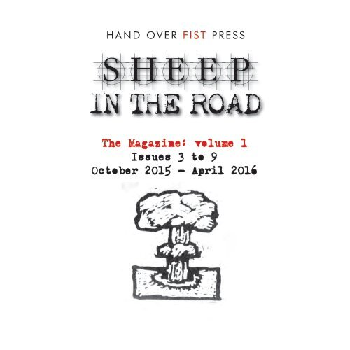 Sheep magazine archive 1: issues 3-9