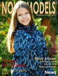 Magazine NOVIT MODELS™ №5/2018