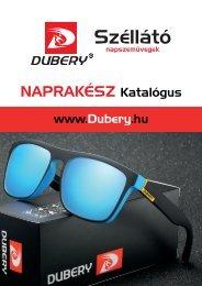 Dubery katalógus 13.0