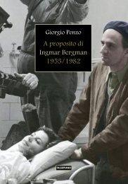 A proposito di Ingmar Bergman