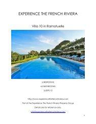 Villa 10 - Ramatuelle