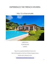 Villa 12 - Ramatuelle