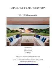 Villa 19 - Ramatuelle