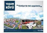 Tepebaşı Belediye Başkanı Ahmet Ataç'ın Yapacağı Projeler