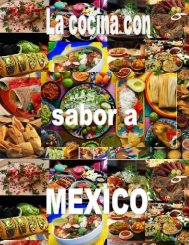 202 La cocina sabor a México