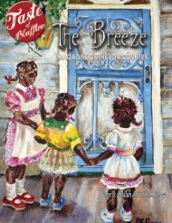 The Breeze Magazine of the Lowcountry, APRIL 2019