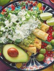 201 El sabor Mexicano