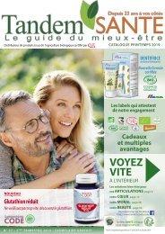 Tandem-santé Catalogue n°77