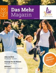 Das Mehr Magazin: Frühjahr 2019