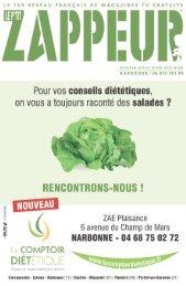 Le P'tit Zappeur - Narbonne #204