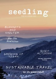 Seedling Magazine Issue #4 - April/May 2019