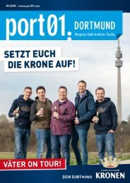 port01 Dortmund | 04.2019
