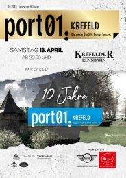 port01 Krefeld | 04.2019